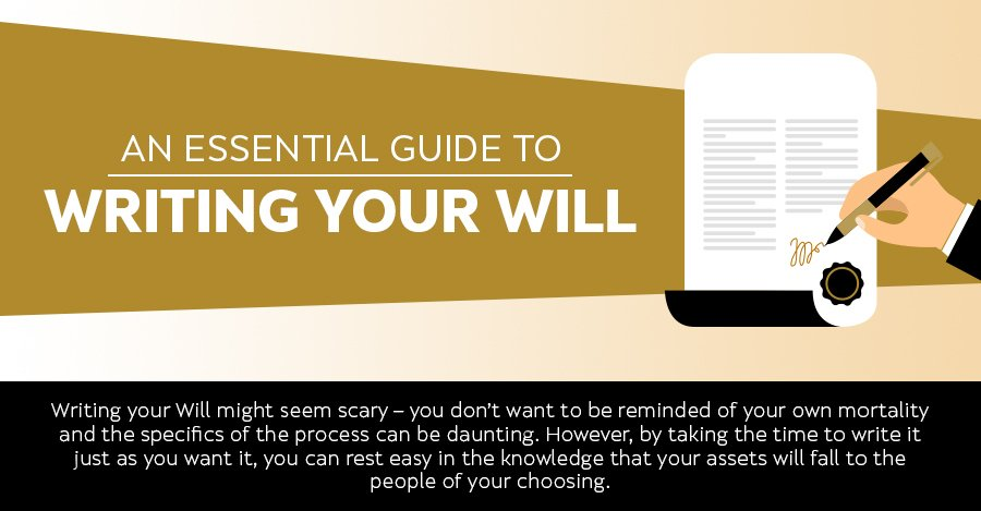 An Essential Guide to Writing Your Will Cover