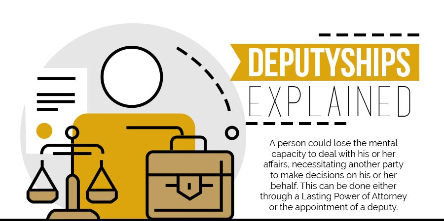 Deputyships Explained Cover