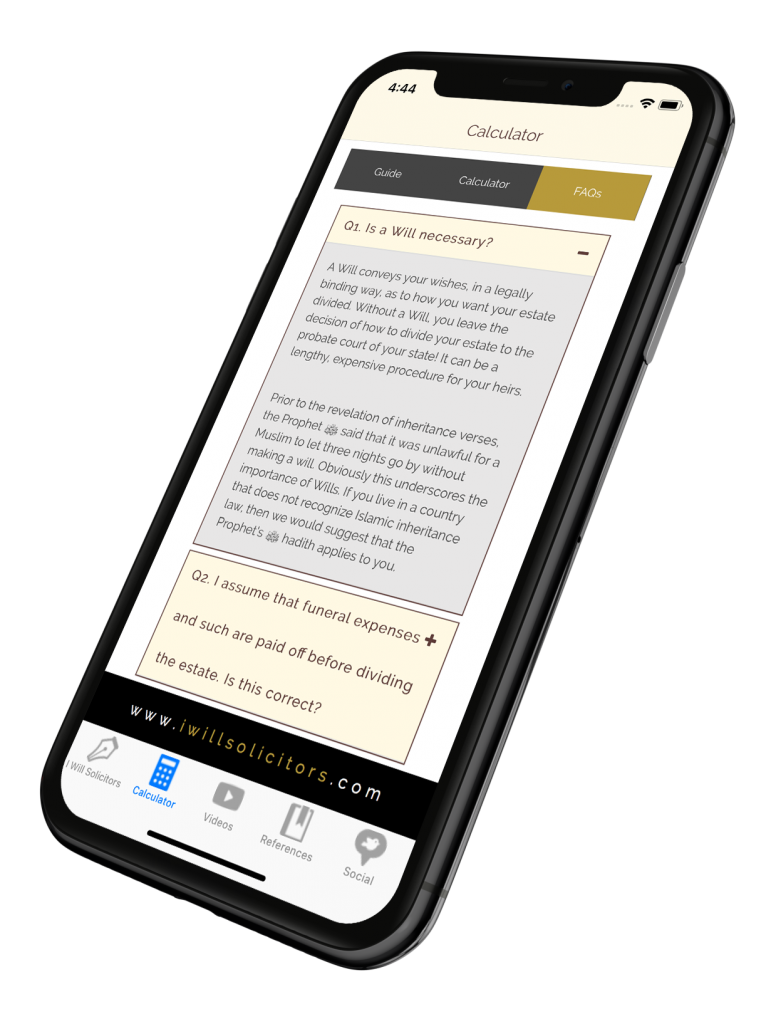 Phone FAQ