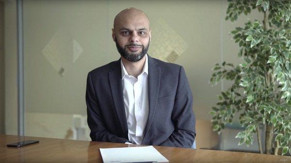 Video Screenshot: Haroon Rashid, Managing Director