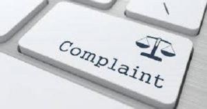 Complaints image
