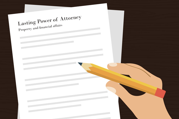 Lasting Power of Attorney forms
