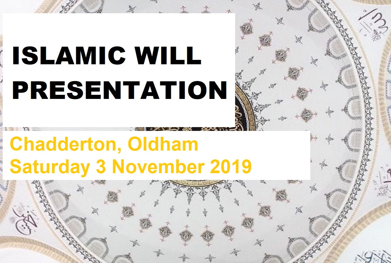 Will Presentation (03.11.19)
